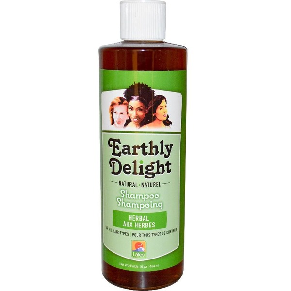 Earthly Delight Herbal Shampoo