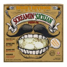 Screamin' Sicilian Pizza Co. Pizza Bessie's Revenge, 20.8 OZ