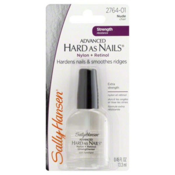 Sally Hansen Advanced Hard as Nails 2764-01 Nude