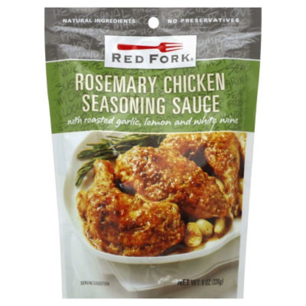 Red Fork Rosemary Chicken Roasting Sauce