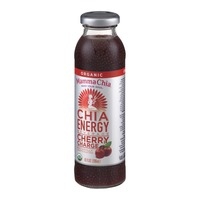 Mamma Chia Organic Chia Energy Beverage Cherry Charge