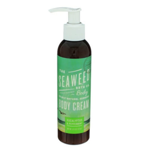 The Seaweed Bath Co. Eucalyptus Peppermint Scented Body Lotion