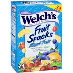 Welch's Mixed Fruit Fat Free Fruit Snacks, .9 oz, 22 ct