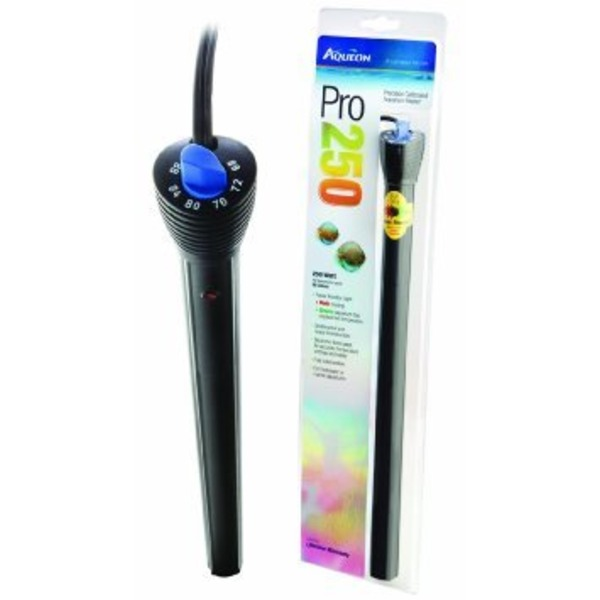 Aqueon Pro 250 Submersible Aquarium Heater