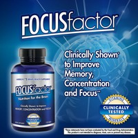 Focus Factor Dietary Supplement Tablets