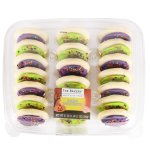 The Bakery Halloween Frosted Sugar Cookie Tray, 27 oz, 20 Count