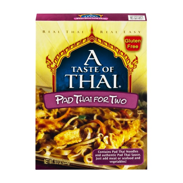 A Taste of Thai Gluten Free Pad Thai for Two