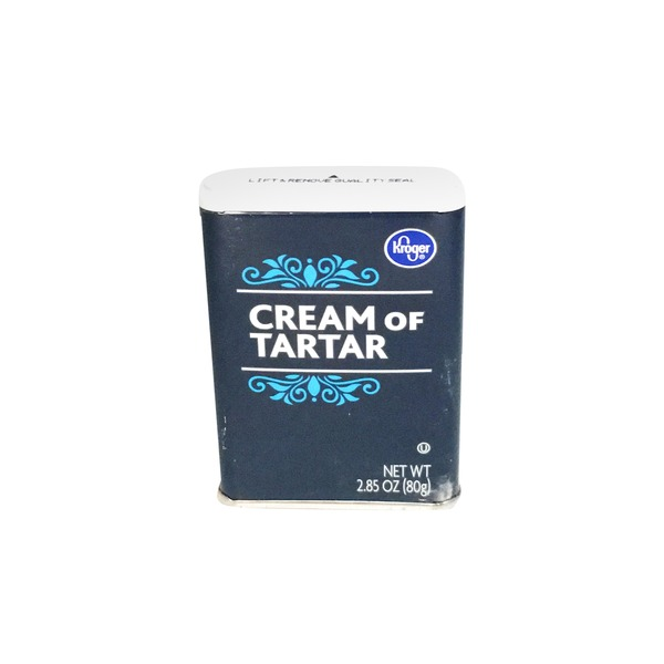 Kroger Cream of Tartar