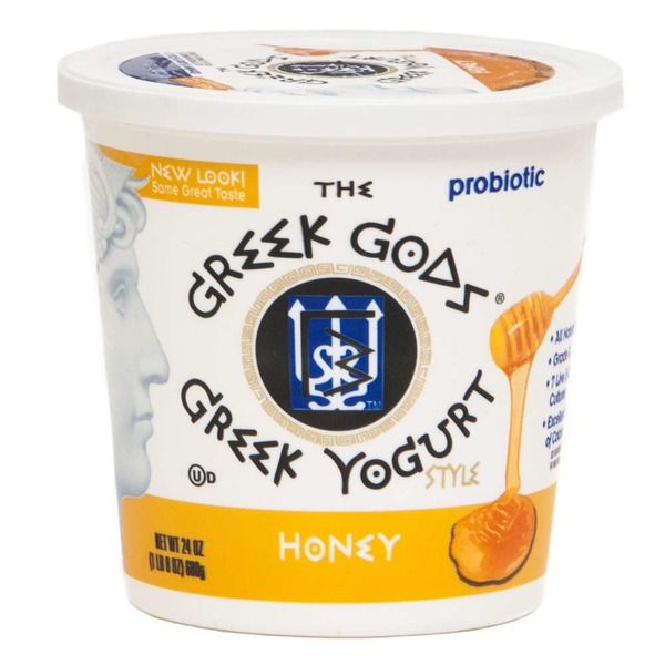 The Greek Gods Honey Greek Yogurt