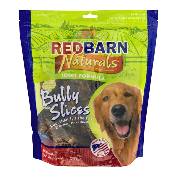 RedBarn Naturals Bully Slices Beef Dog Chews