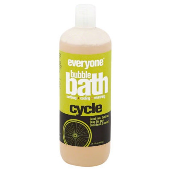 Everyone Cycle Bubble Bath