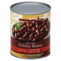 Signature Kitchens Dark Red Kidney Beans