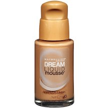 Maybelline New York Dream Liquid Mousse Foundation, Nude
