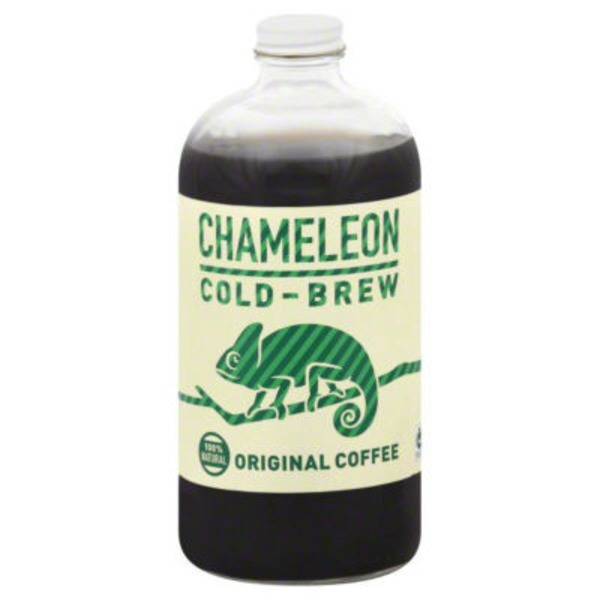 Chameleon Cold-Brew Concentrate Black Coffee