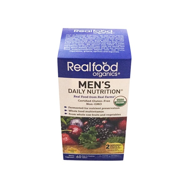 Country Life Real Food Men's Daily Nutrition