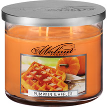 719 Walnut Avenue Pumpkin Waffles Scented Candle