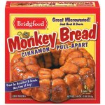 Bridgford Cinnamon Pull-Apart Monkey Bread, 16 Oz