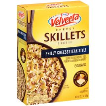 Velveeta Cheesy Skillets Dinner Kit, Philly Cheesesteak Style, 12.2 Oz