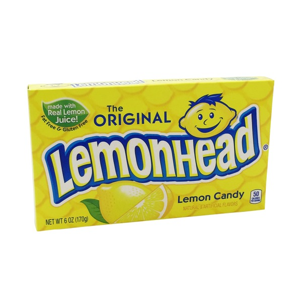 Lemonheads Lemon Candy
