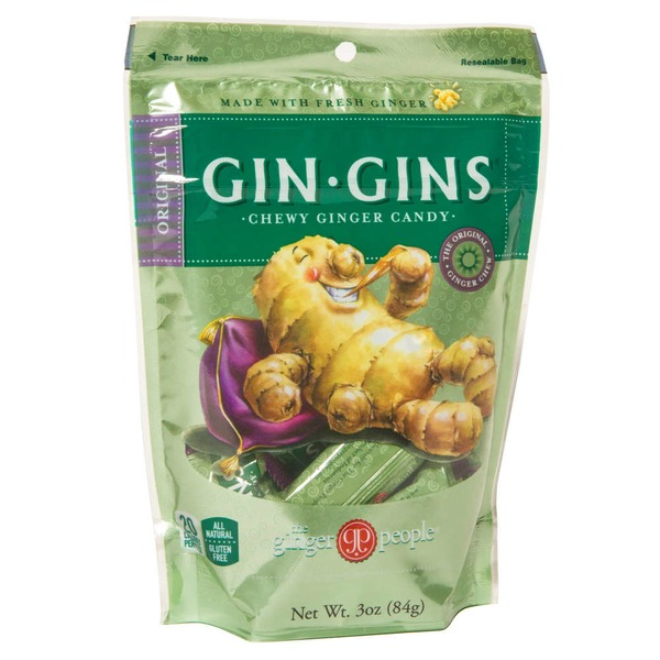 The Ginger People The Ginger People Original Ginger Chews