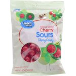 Great Value Cherry Sours Chewy Candy, 10 z
