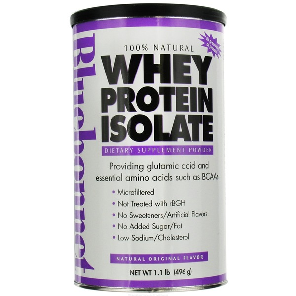 Bluebonnet Nutrition Original Flavor Whey Protein Isolate