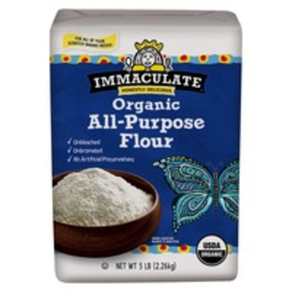 Immaculate Bakery Organic All-Purpose Flour