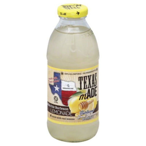 Texas Made Burleson's Texas Wildflower Honey Lemonade