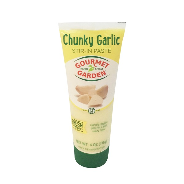Gourmet Garden Stir-In Paste Chunky Garlic