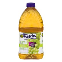 Welch's 100% Fruit Juice, White Grape, 96 Fl Oz, 2 Count