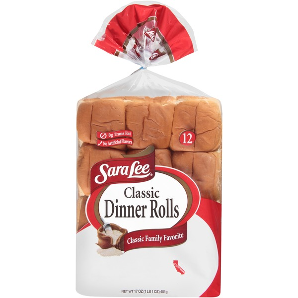 Sara Lee Classic Dinner Rolls