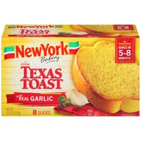New York Style The Original Thick Slice with Real Garlic Texas Toast