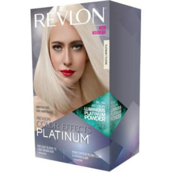 Revlon Color Effects Hair Color, Platinum