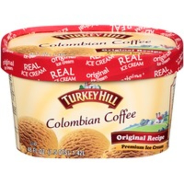 Turkey Hill Colombian Coffee Premium Ice Cream