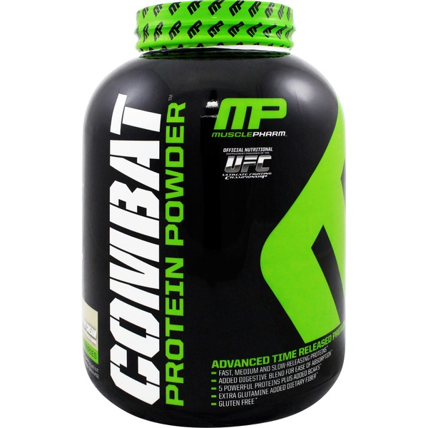 Costco Musclepharm Combat Cookies Cream Protein Powder Delivery