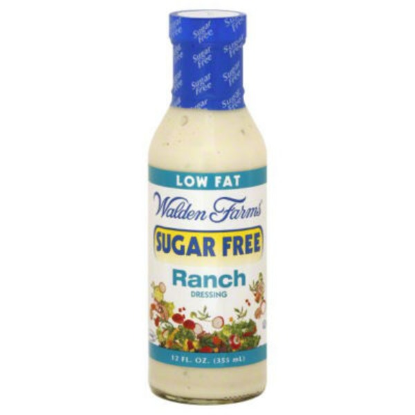 Walden Farms Sugar Free Ranch Dressing