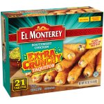 El Monterey® Extra Crunchy Southwest Chicken Taquitos (21ct)