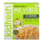 Kidfresh Wagon Wheels Mac 'N Cheese, 6.3 OZ