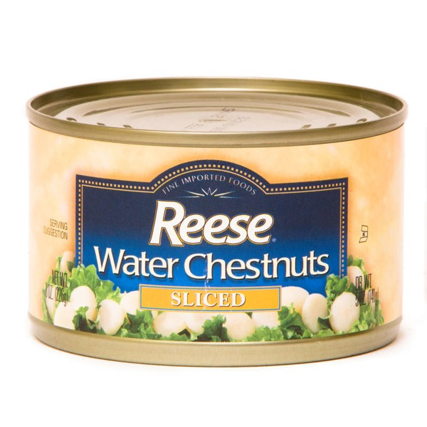 Reese's Sliced Water Chestnuts