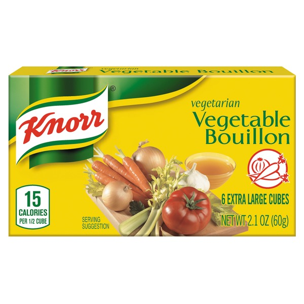 Knorr Vegetable Bouillon Cubes