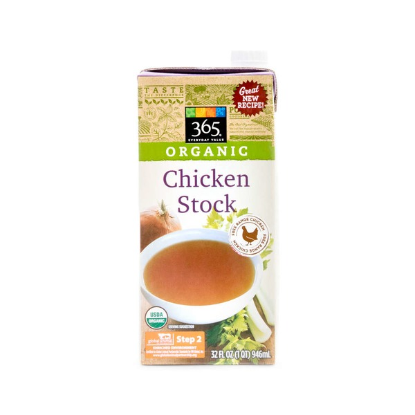 365 Organic Chicken Stock