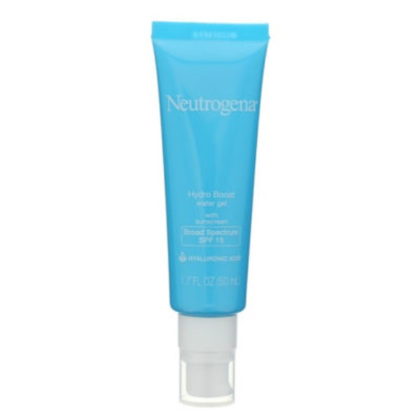 Neutrogena Hydro Boost Water Gel With Sunscreen SPF 15
