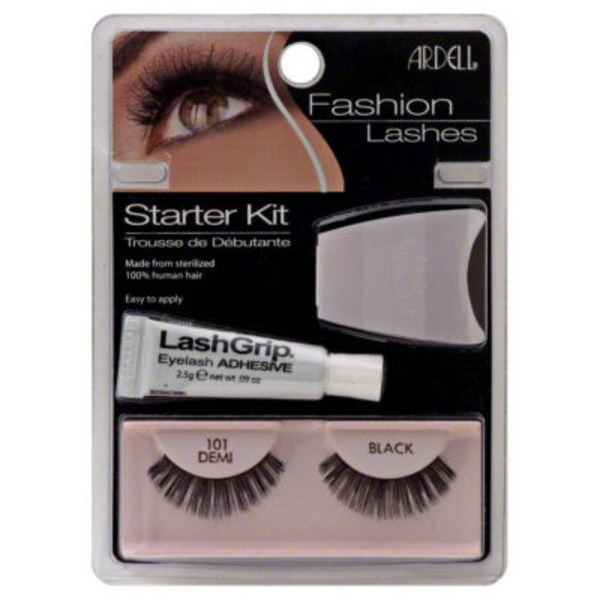 Ardell Fashion Lashes Starter Kit Black 101