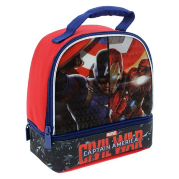 Captain America: Civil War Dual Lunch Kit