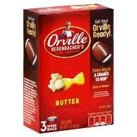 Orville Redenbachers Popcorn Pop Up Bowl Butter - 3