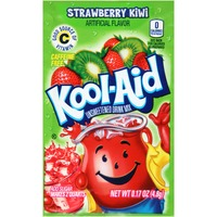 Kool-Aid Strawberry Kiwi Unsweetened Drink Mix