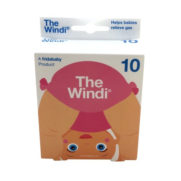 The Windi Colic Relief Catheter