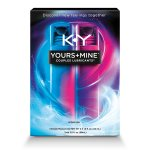 K-Y Yours and Mine Couples Hybrid Lubricants - 3 oz