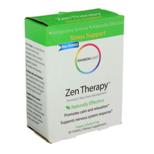 Rainbow Light Zen Therapy Tablets