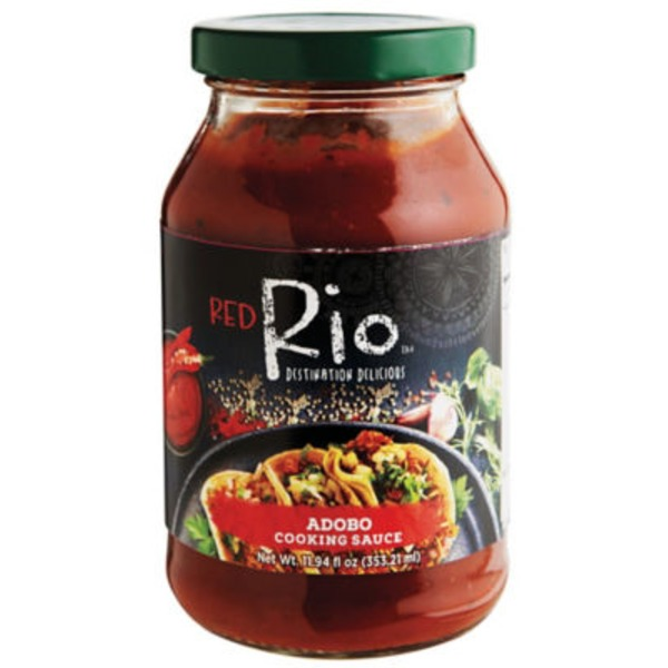 Red Rio Adobo Cooking Sauce
